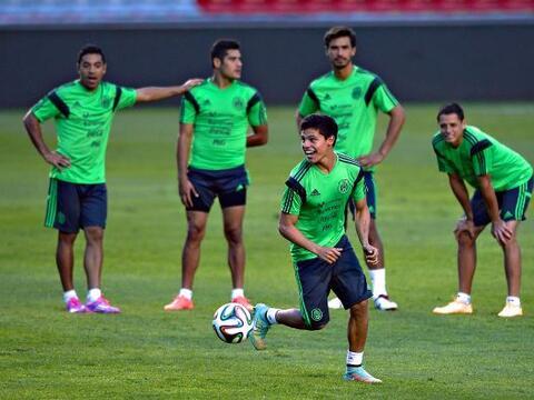 La gira europea de la Selección Mexicana de Fútbol ser&aac...