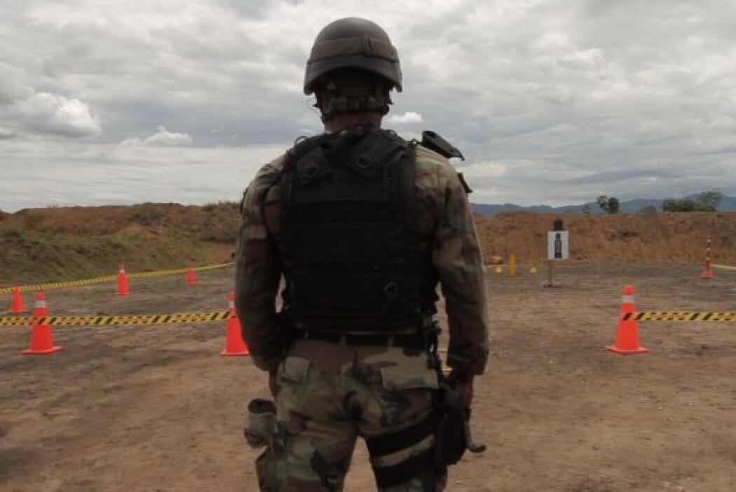 El especial de Univision no sólo documenta las intensas pruebas que debe...