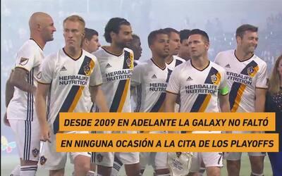 LA Galaxy buscará su sexto título de la MLS, ¿lo conseguirá?