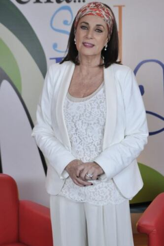 """Hace unos meses Helena Rojo fue parte del elenco de """"Por Ella Soy Eva""""."""