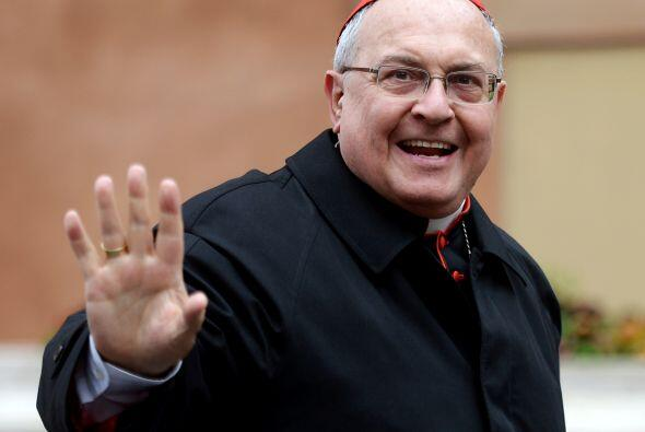 Cardenal argentino Leonardo Sandri. Prefecto de la Congregación para las...