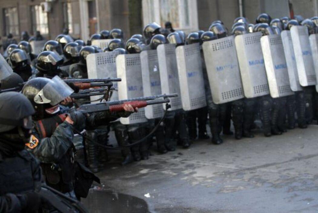 El rotativo español señala que el martes los servicios de transporte púb...