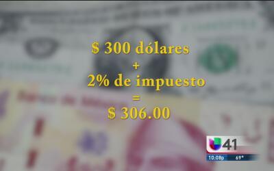 Congresista texano anuncia que propondrá imponer un impuesto a las remesas