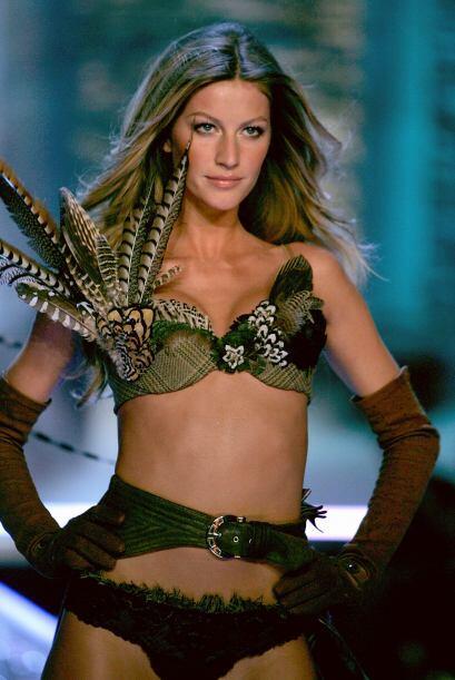 """Gisele Bundchen: Esta sexy brasileña es la """"top model"""" más poderosa y me..."""