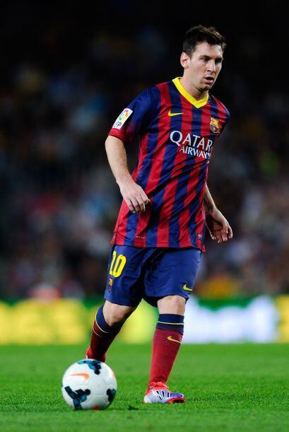 No hay mucho qué hablar de Lionel Messi que no se haya dicho ante...