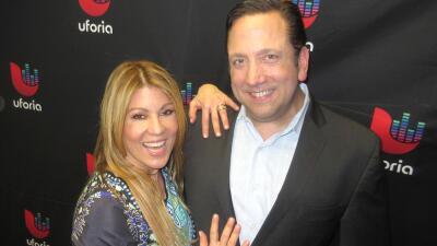 María Marín y Chris Lee en #MariaMarinLive