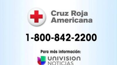 Univision Cruz Roja