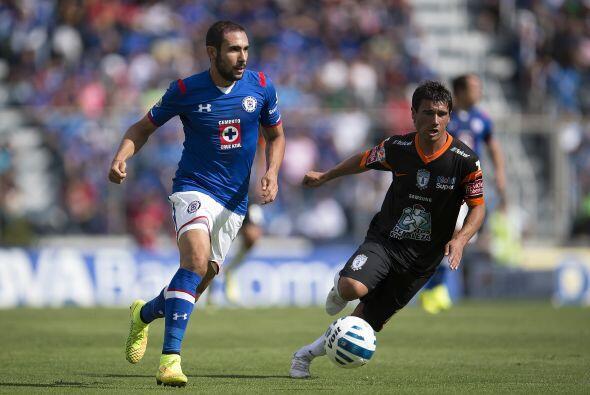 Agregamos a Alejandro Castro en la zona baja del equipo, el zaguero-cont...