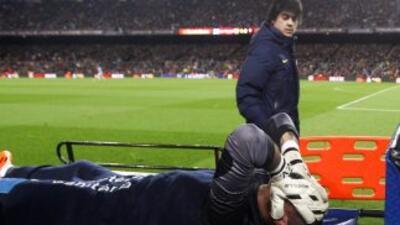 La operación de Valdés será en Alemania, con el mismo doctor que se enca...