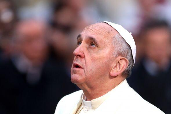 """Papa Francisco: """"Recemos por las víctimas de la explosi&oacu..."""