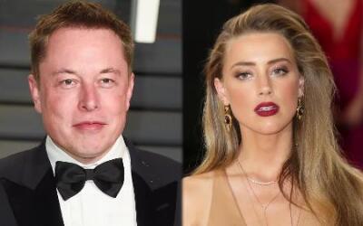 El representante de Elon Musk niega ser novio de Amber Heard