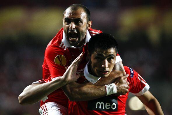 Sin embargo, el paraguayo Oscar Cardozo tenía algo más qu&...
