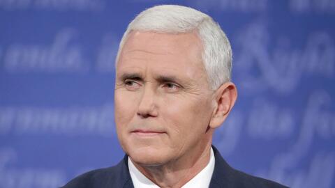 Agente de seguridad de Mike Pence enfrentaría cargos federales por solic...