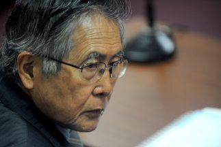 El ex presidente peruano, Alberto Fujimori fue hospitalizado.