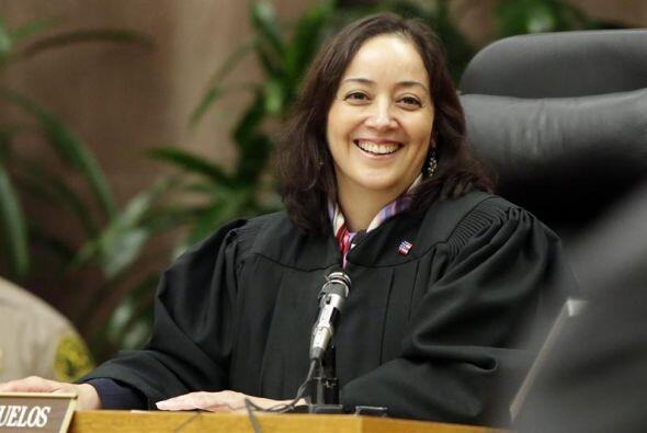 La jueza Yevette Palazuelos  lideró el juicio civil por negligencia en l...