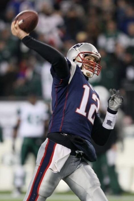 10. Tom Brady (2000-Actualidad - 63.6%)
