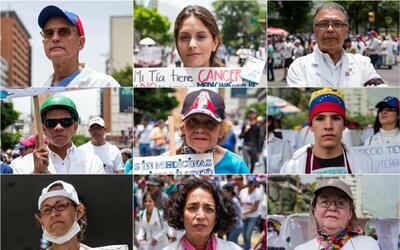 salud venezuela crisis