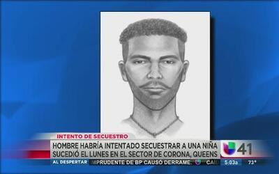 Autoridades piden ayuda para atrapar a secuestrador
