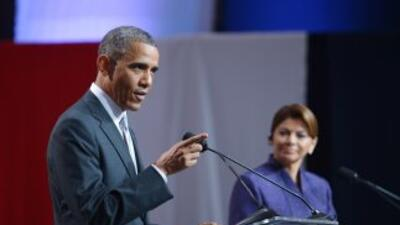 Obama en Costa Rica