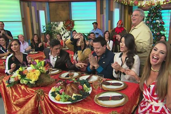 Thanksgiving DAM