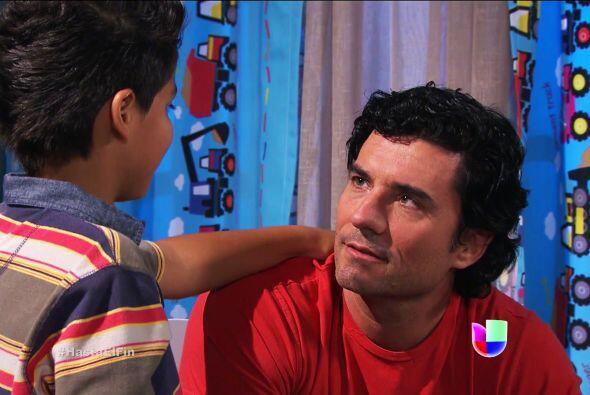 Y más por ver a Armando tan contento. Él ya se muere de ganas por volver...