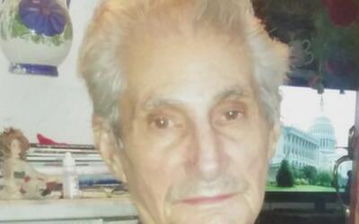 Familiares buscan desesperadamente a un hombre de 79 años que habría via...