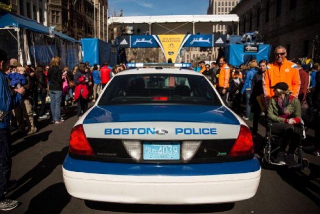 La acción ha llevado a que el comisario de la policía de Boston, William...