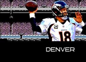 Recrean el Super Bowl 50 en 8 bits