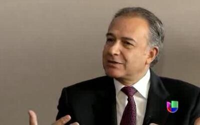 Entrevista Oscar Naranjo - Al Punto