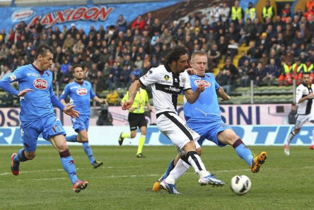 El ex jugador de clubes como Juventus hizo un triplete al  Torino, tal y...