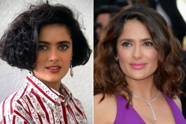 ¡Salma Hayek celebra su cumpleaños! Mira su paso por las telenovelas
