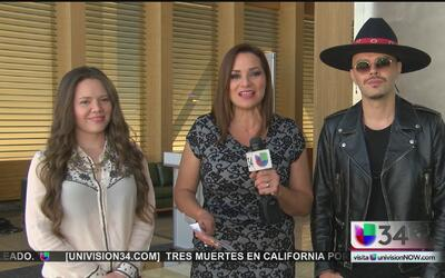Jesse y Joy se unen al concierto RiseUp As One