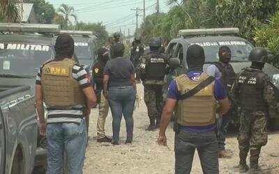 Dos militares son arrestados por ser sospechosos del asesinato de una ac...