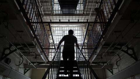 Los cuatro implicados en el crimen fueron condenados a prisión. L...