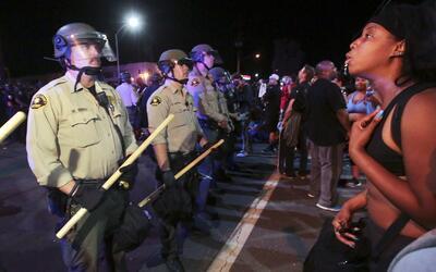 Clima de tensión por nueva muerte de afroamericano en San Diego