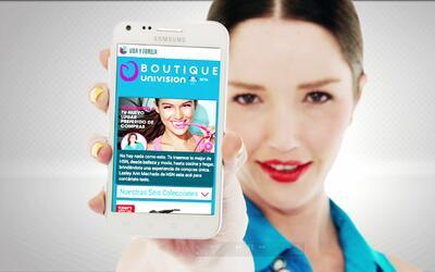 Univision y HSN se unen para traerte una tienda virtual para latinas com...
