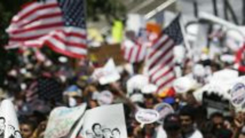 En el estado de Florida viven cerca de un millón de inmigrantes indocume...