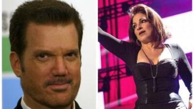 Gloria Estefan y Willy Chirino apoyan la campaña para conectar a Cuba po...