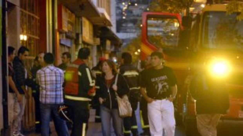 El sismo fue detectado a 25.9 kilómetros de profundidad, a 112 kilómetro...