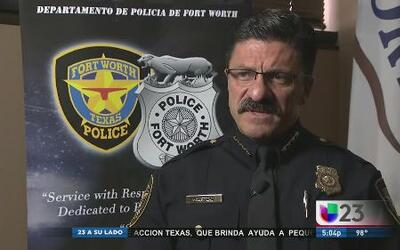 Queja de racismo en la policía de Fort Worth
