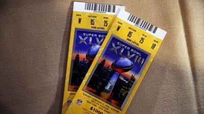 El ambiente entorno al Super Bowl XLVIII no detendrá a nadie para sabore...