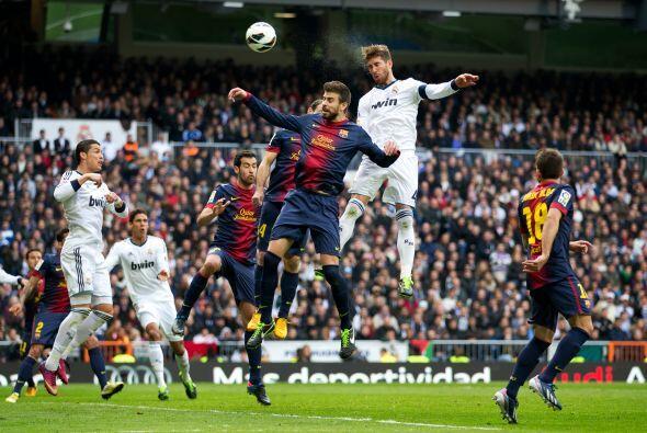El Real Madrid y el Barcelona jugará otro clásico más de esta rivalidad...