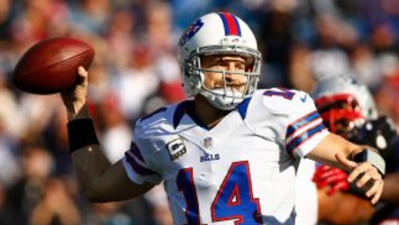 Los Bills liberaron al que fuera su mariscal titular, Ryan Fitzpatrick,...