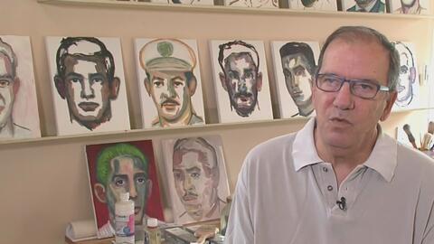 España: el otro exilio, el reportaje sobre las pinturas de los fusilados...