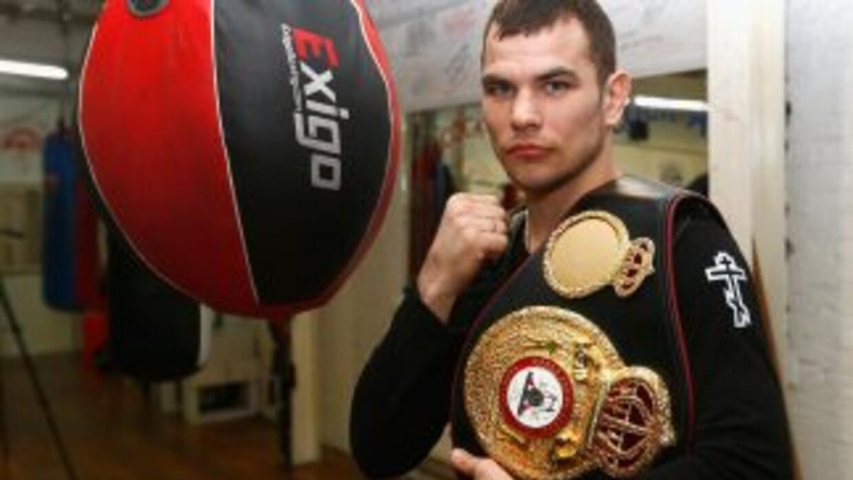 Fedor Chudinov es ahora campeón absoluto.