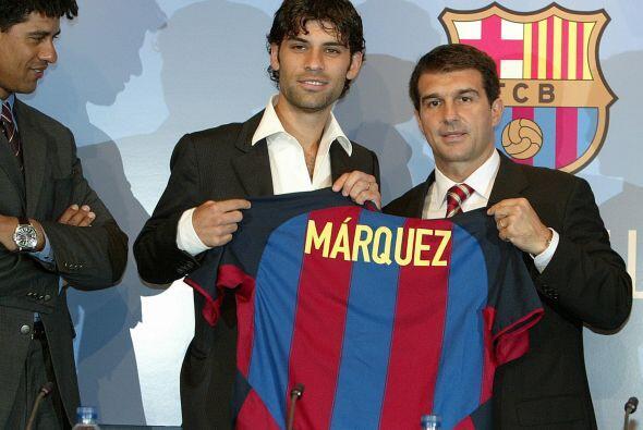 Lejos estaba Márquez Álvarez de ser un improvisado pues ya...