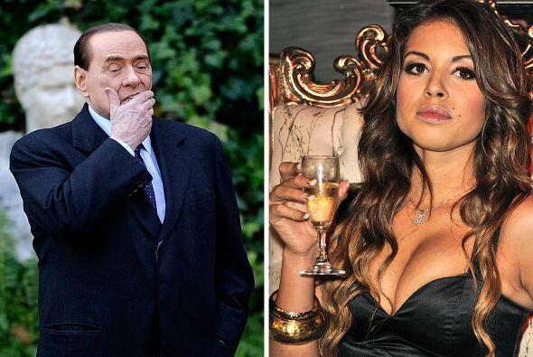 Está siendo interrogada por la justicia italiana por el caso de p...
