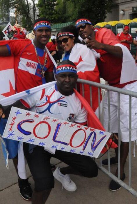 Desde Colón a Chicago por Panamá.