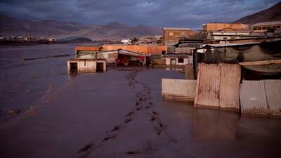Inundaciones en Chile dejan miles de damnificados