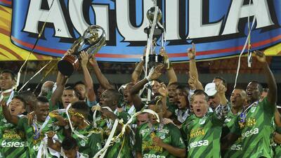 El Deportivo Cali consiguió su noveno título en el f&uacut...